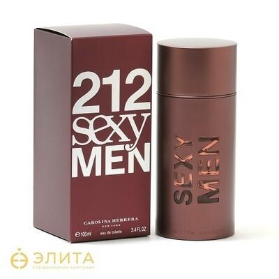 Carolina Herrera 212 Sexy Men - 100 ml