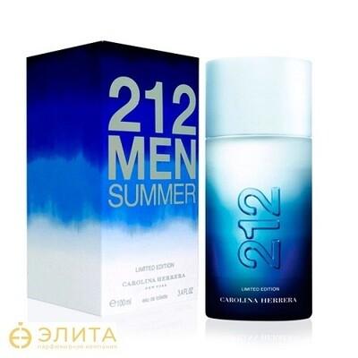 Carolina Herrera 212 Men Summer - 100 ml