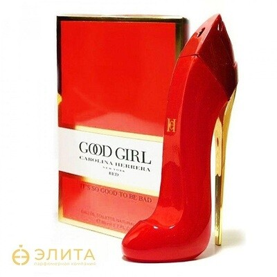 Carolina Herrera Good Girl Red - 80 ml