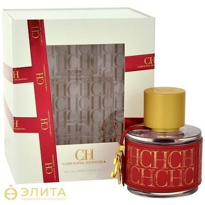 Carolina Herrera CH Red & Gold - 100 ml