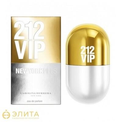 Carolina Herrera 212 Vip Pills Woman - 80 ml
