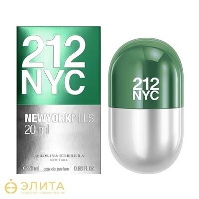 Carolina Herrera 212 NYC Pills Woman - 80 ml