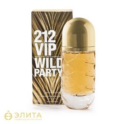Carolina Herrera 212 Vip Wild Party Women - 100 ml