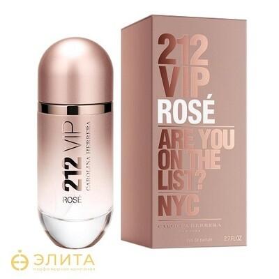 Carolina Herrera 212 Vip Rose - 80 ml