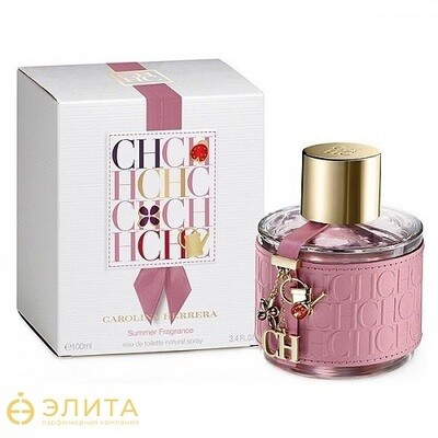 Carolina Herrera CH Summer Fragrance - 100 ml