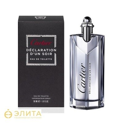 Cartier Declaration D'un Soir - 100 ml