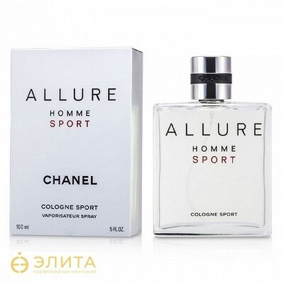 Chanel Allure Home Sport Cologne - 100 ml