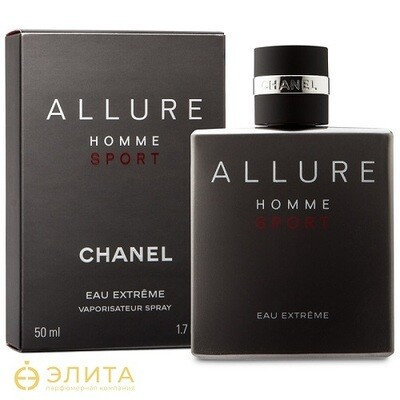 Chanel Allure Homme Sport Eau Extreme - 100 ml