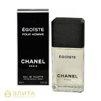 Chanel Egoist - 100 ml