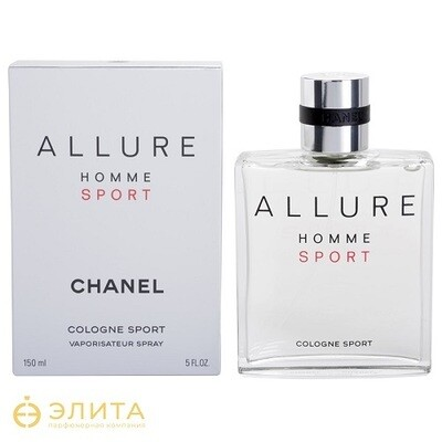 Chanel Allure Home Sport Cologne Sport - 150 ml