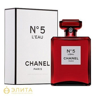 Chanel №5 L'Eau Red Edition - 100 ml
