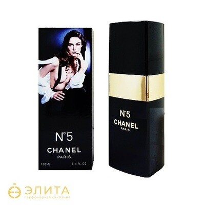 Chanel №5 Eau de Toilette New - 100 ml