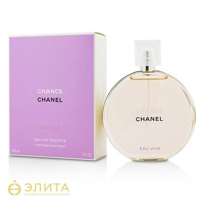 Chanel Chance Eau Vive - 100 ml