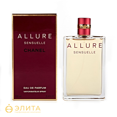 Chanel Allure Sensuelle - 100 ml