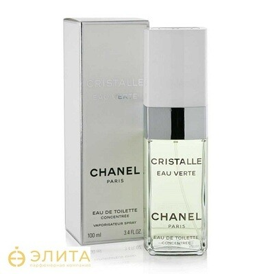 Chanel Cristalle eau Verte - 100 ml