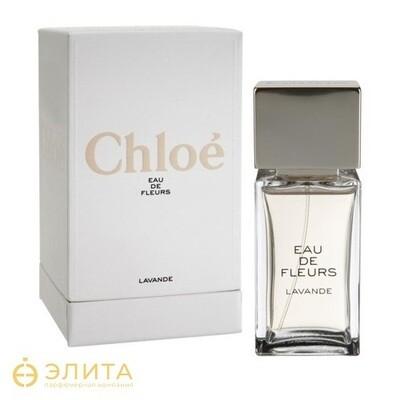 Chloe eau de Fleurs Lavande - 75 ml