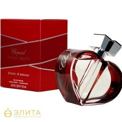 Chopard Happy Spirit Elixir d'Amour - 75 ml