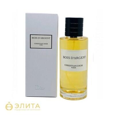 Christian Dior Bois D'argent - 100 ml