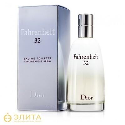 Christian Dior Fahrenheit 32 - 100 ml
