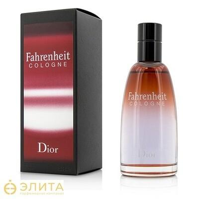 Christian Dior Fahrenheit Cologne - 100 ml