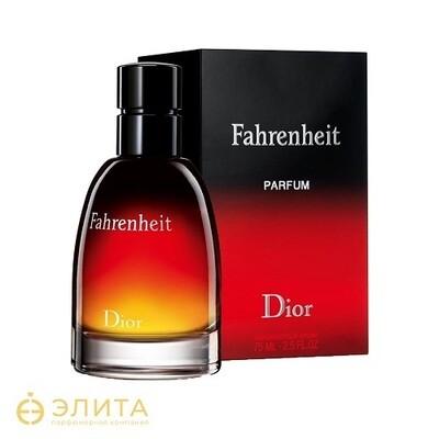 Christian Dior Fahrenheit Le Parfum - 75 ml