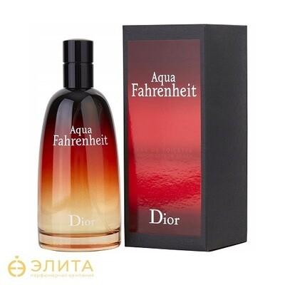 Christian Dior Fahrenheit Aqua - 100 ml