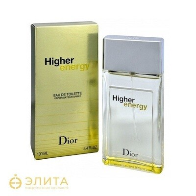 Christian Dior Higher Energy - 100 ml