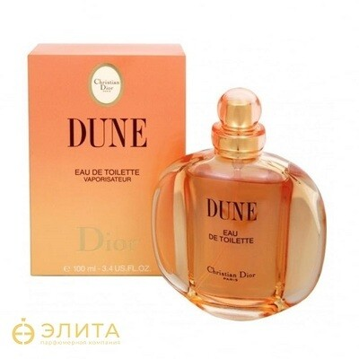 Christian Dior Dune Women Eau De Toilette - 100 ml