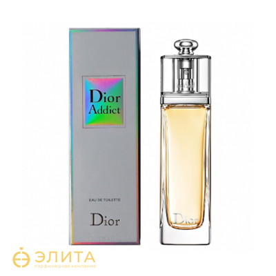 Christian Dior Addict Eau de Toilette 2014 - 100 ml
