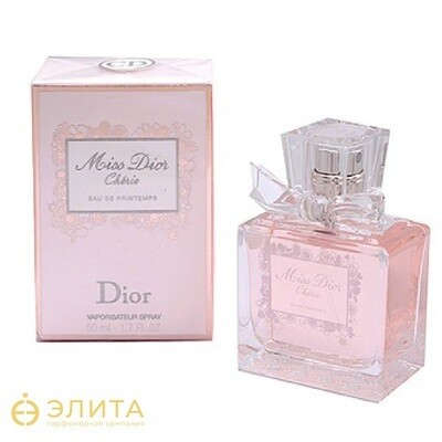 Christian Dior Miss Dior Cherie Eau de Printemps - 100 ml