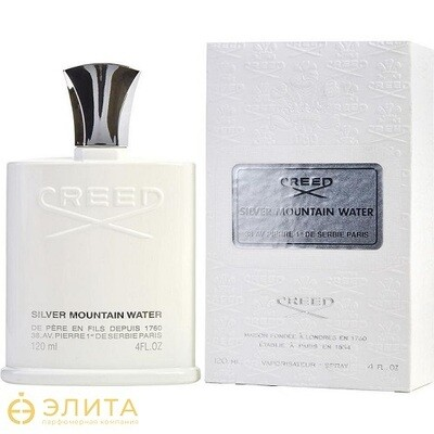 Creed Silver Mountain Water - 120 ml