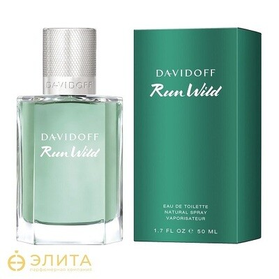 Davidoff Run Wild Men - 100 ml