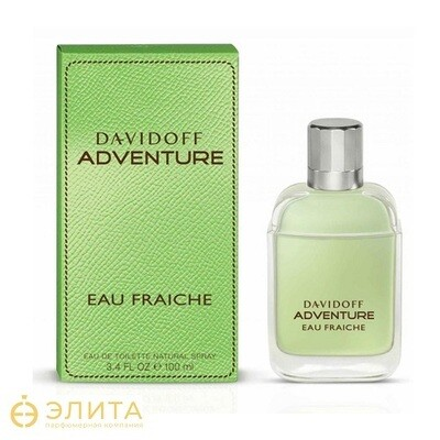 Davidoff Adventure eau Fraiche - 100 ml