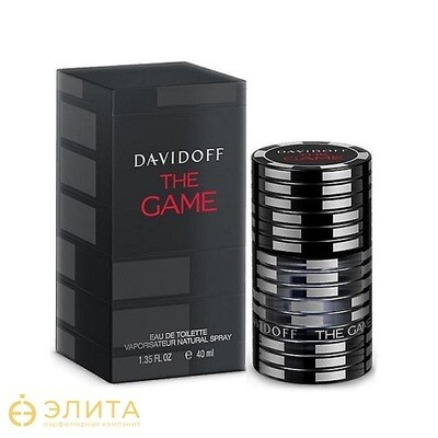 Davidoff The Game - 100 ml