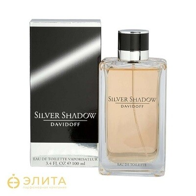 Davidoff Silver Shadow - 100 ml