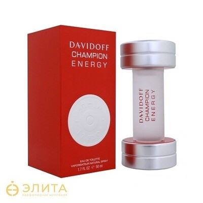 Davidoff Champion Energy - 90 ml