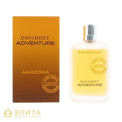 Davidoff Adventure Amazonia - 100 ml