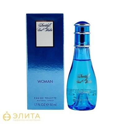 Davidoff Cool Water Pour Femme - 100 ml