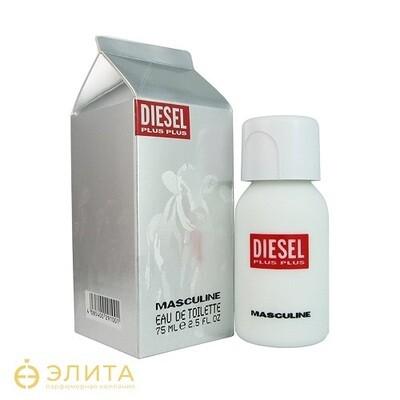 Diesel Plus Plus Masculine - 75 ml