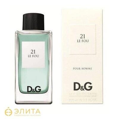Dolce & Gabbana 21 Le Fou - 100 ml