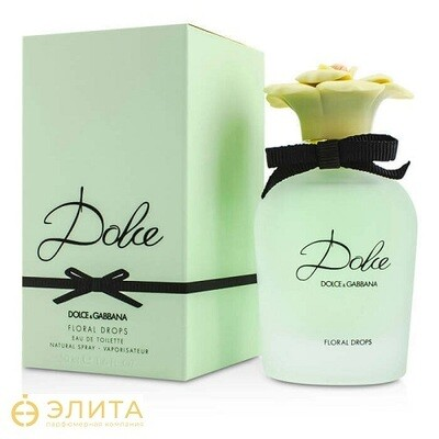 Dolce & Gabbana Dolce Floral Drops - 75 ml