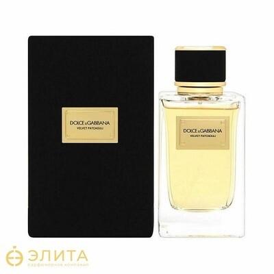Dolce & Gabbana Velvet Patchouli - 100 ml