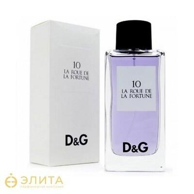 Dolce & Gabbana № 10 La Roue De La Fortune - 100 ml