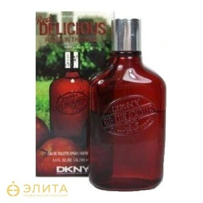 Donna Karan DKNY be Delicious Red Men- 100 ml