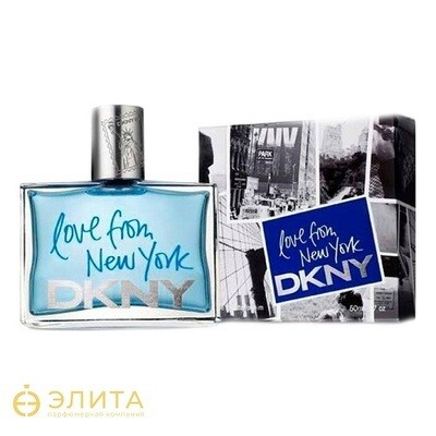 Donna Karan DKNY Love From New York For Men - 100 ml