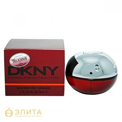 Donna Karan DKNY be Delicious Red Men - 100 ml