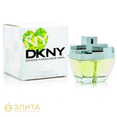 Donna Karan DKNY My NY Green - 100 ml