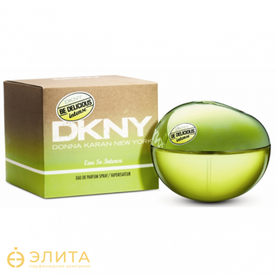 Donna Karan DKNY Be Delicious Eau So Intense - 100 ml