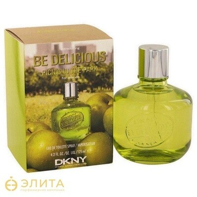 Donna Karan DKNY Be Delicious Picnic in the Park for Women- 100 ml