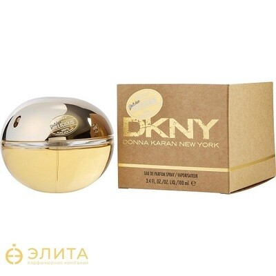Donna Karan DKNY Be Delicious Golden - 100 ml